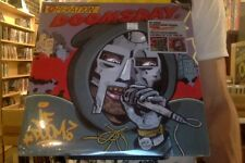 MF Doom Operation: Doomsday 2xLP sealed vinyl + poster Metal Face cover