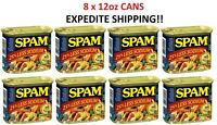 Spam 25% Less Sodium Luncheon Meat (12 oz., 8 pk.)  EXPEDITE SHIPPING