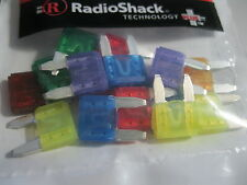 Pack of 90 Assorted Fuse Fast Acting Automotive 32 Volt
