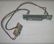 Cyberhome CH-DVD 462 Knöpfe Button Board Display Power-Switch Einschalter