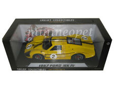 SHELBY COLLECTIBLES 424 1967 FORD MK IV LEMANS DONOHUE / MCLANE 1/18 #2 YELLOW