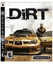 Dirt Playstation 3 PS3 Kids Game 1 Mud Racing
