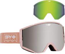 Spy Ace Snowboard / Lunettes de Ski Hiver Quartz Rose