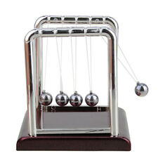 Newtons Cradle Balance Balls Decoration Kinetic Motion Toy for Home and Office L