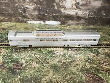 K Walthers   Santa Fe Streamlined Deluxe  Domed Coach    HO 1/87