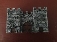 15mm 20mm Wargames Resin Ancient Dark Ages Medieval Castle City Gateway