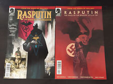 Rasputin The Voice of the Dragon #1 2017 Cover A + B Mike Mignola variant NM 9.4
