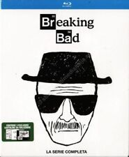 BREAKING BAD LA SERIE COMPLETA - COFANETTO 16 BLU RAY  NUOVO