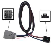 Trailer Brake Control Wiring For 18-20 Jeep Wrangler JL 2020 Gladiator 2-Plug