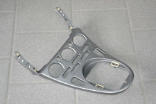 Maserati 4200 Center Console Fairing Grey Plate Switch Console Center Panel
