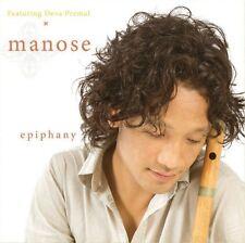 Manose - Epiphany [New CD]