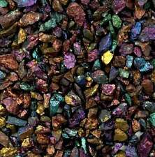 1/2  LB Pound Bulk PEACOCK ORE THE STONE OF HAPPINESS 8 OZ. FREE SHIPPING