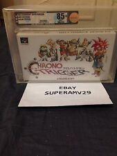 Chrono Trigger (Super FAMICOM, 1995) - Japanese Version VGA 85+ QUALIFIED