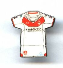 shirt pin - ISC ST HELENS RUGBY SUPER LEAGUE badge