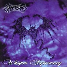 Whisper Supremacy by Cryptopsy (CD, Sep-1998, Century Media (USA))