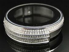 New Custom Steel And Genuine Diamond Bezel Case for I Gucci Digital Watch 3.5 Ct