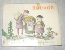 Hobnob by Christopher B. Wilson, Laminated Hardcover, Ex-Library - GREAT
