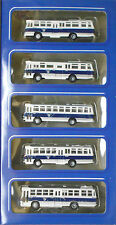1/150 N scale TOMYTEC Japan Railways Bus X 5
