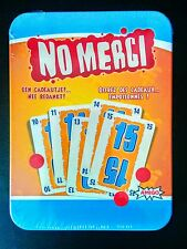 No Merci (No Thanks) Family Card Game Dutch & French Rules Ver (English Online)