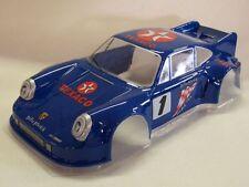 1/8 scale Porsche 911 1mm RC car body Shell Mugen MRX2 3 4 5 Serpent 977 1085