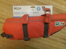 Dog Life Jacket, Outward Hound Granby Splash Medium 30-55lbs; 21-27in. Girth NEW