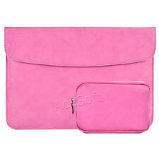 PU Leather Notebook Sleeve Case Loptop Power Bag for Lenovo IdeaPad Yoga 2