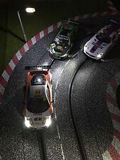 Beleuchtung Slotcar Autorennbahn, Bogenlampe für Carrera Digital 124 Digital 132