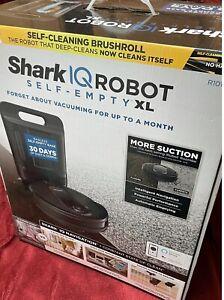New! Shark IQ Robot Self-Empty XL Vacuum Wifi / Mapping RV1001AE  Free shipping!