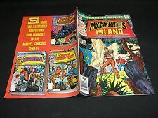 Marvel Classics Comics #11 Mysterious Island (1976, Marvel) Vf