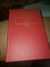 Ferrous Metallurgy: Vol. 1 [Hardcover] [1938]