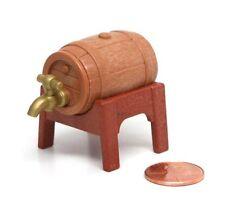 "Playmobil Castle Pirate Viking ""Wood"" Beer Barrel Keg Stand Tap 3151 3285 3863"