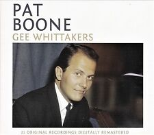 PAT BOONE - GEE WHITTAKERS (NEW SEALED CD)
