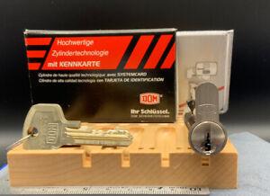 DOM 333RPLUS Euro Cylinder Lock High Security Extreme Keyway, Locksport