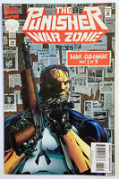 The Punisher War Zone #38! Hard to Find Low Print Run! 1995 Marvel Comics QG-VF+