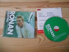 CD Pop Ronan Keating - The Way You Make Me Feel (1 Song) Promo POLYDOR Presskit