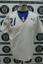 maglia calcio ITALIA PIRLO TG L 2006 shirt maillot camiseta trikot