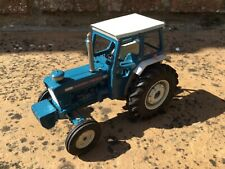 FORD 7000 BRITAINS TRACTOR CONVERSION 1/32 FARM SCRATCH BUILT SCALEDOWN WHEELS