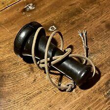 Antique Telephone Receiver