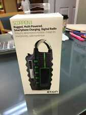 Brand New in the Box -Eton Scorpion II Rugged Portable
