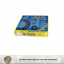 YAMAHA TDM 850 1999 2000 2001 CHAIN RDG 525 FRONT 16 - REAR SPROCKET 43 TEETH