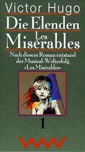 Die Elenden. Les Misérables, 3 Bde. von Victor Hugo | Buch | Zustand gut