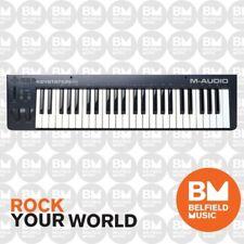M-Audio Keystation 49 note Synth Feel USB Controller Midi Keyboard - Brand New