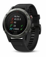 Garmin Fenix 5 Slate Grey/Black Sports (Running & Cycling) GPS