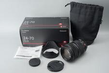 Panasonic Lumix S PRO 24-70mm f/2.8 F2.8 Lens, for L Mount S1 S1R Leica SL Sigma