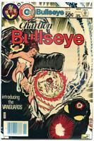CHARLTON BULLSEYE #4, VF/NM, VanGuards, 1981, more Charlton in store