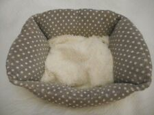Pets At Home Snug Warm Washable Cat Dog Bed 45cm x 45cm
