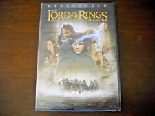 New! The Lord of the Rings: The Fellowship of the Ring DVD - 2 Disc - Widescreen