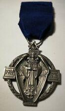 "Médaille Commémorative ""WW1"" Franc-Maçons"