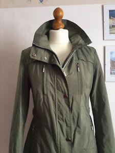 Super Sage Green GEOX RESPIRA Jacket - Size 8