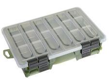 CORMORAN - Gerätekasten 10018 - doppelladige Gerätebox 28x18x7cm - Angelbox